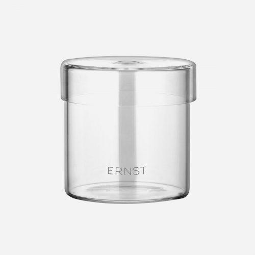 Ernst - Glasvas med lock, liten