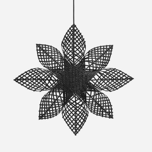 PR Home - Anna Star Svart 68cm