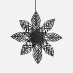 PR Home - Anna Star Svart 45cm
