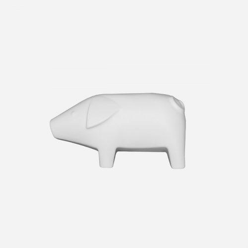DBKD - Swedish Pig, liten - vit