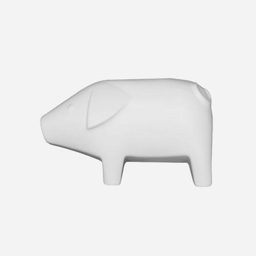 DBKD - Swedish Pig, stor - vit
