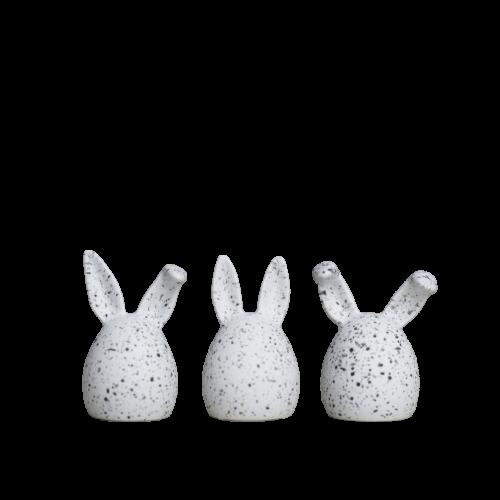 DBKD - Triplets white dot