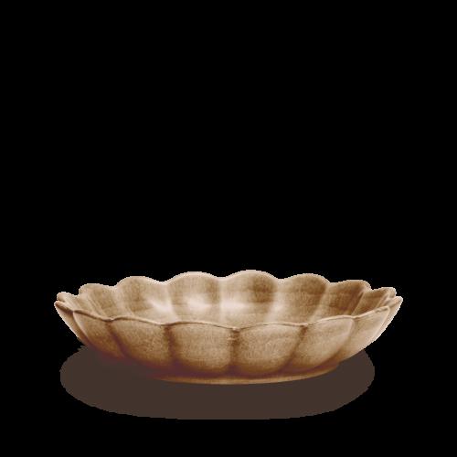 Mateus - Basic Ostronskål 24cm/90cl Cinnamon