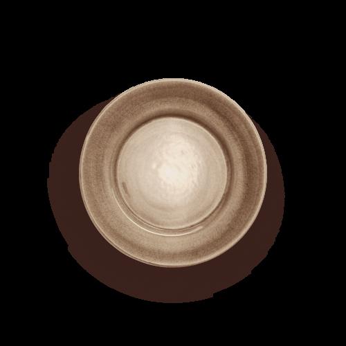 Mateus - Basic Tallrik 25cm Cinnamon