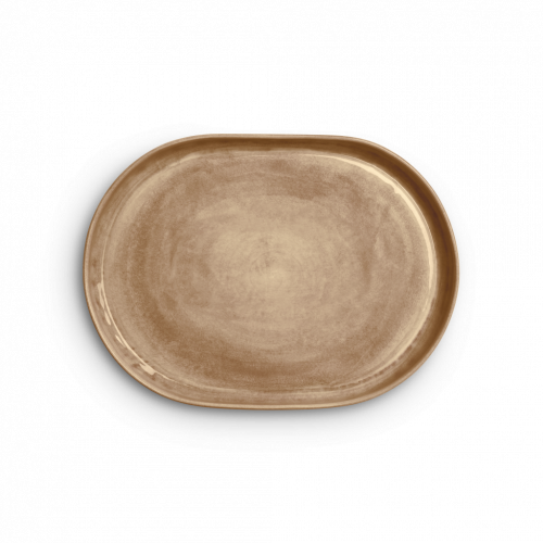 Mateus - MSY Fat ovalt 34cm Cinnamon