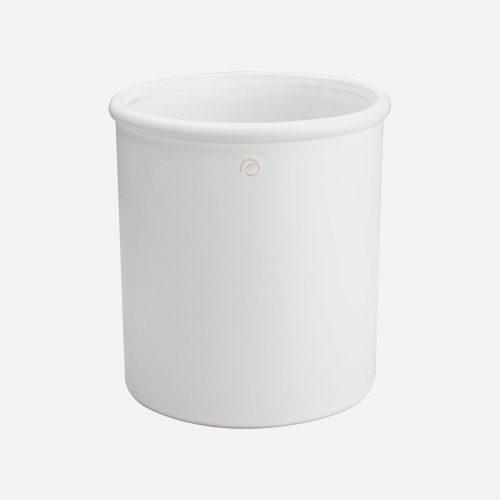 Ernst - Kruka stor vit