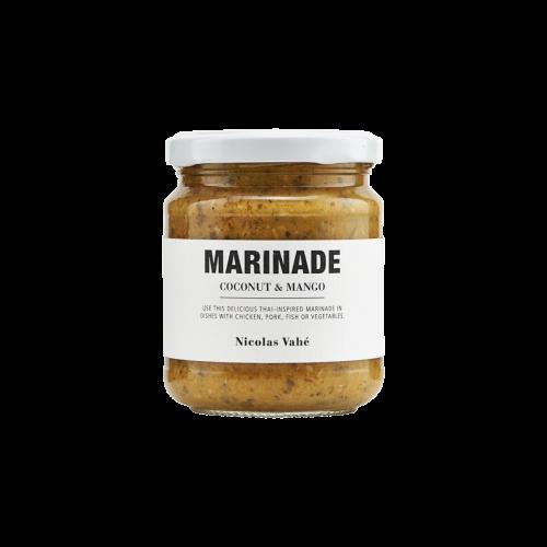 Nicolas Vahé - Marinade, Coconut & Mango, 200 g