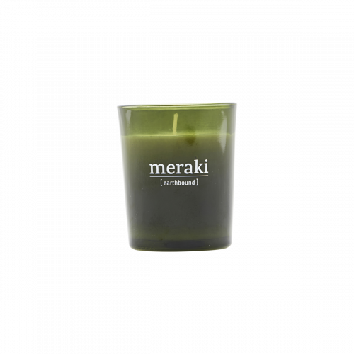 Meraki - Scented candle, Earthbound