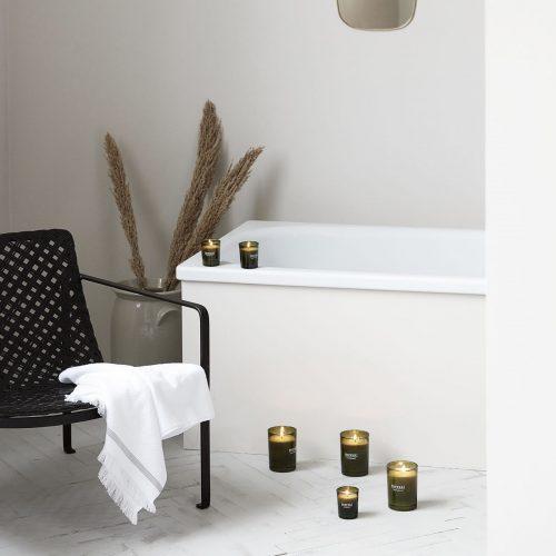 Meraki - Scented candle, Fig & apricot