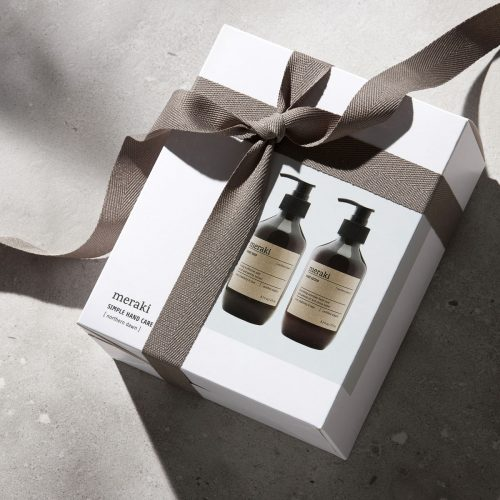 Meraki - Giftbox, Northern dawn, Set of 2 pcs, 2 x