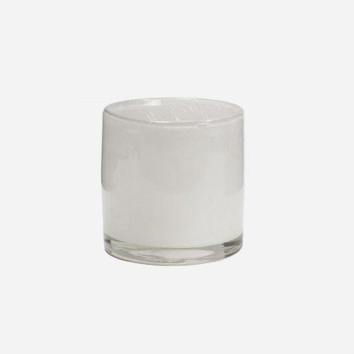Olsson & Jensen - Nilla ljuskopp vit 10 cm