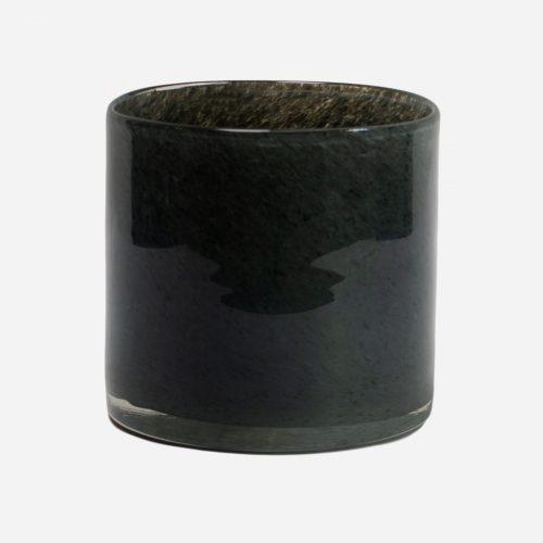 Olsson & Jensen - Nilla ljuskopp mörkgrå 16 cm