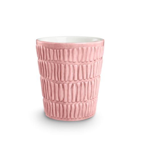 Mateus - Stripes Mugg 30cl Ljusrosa