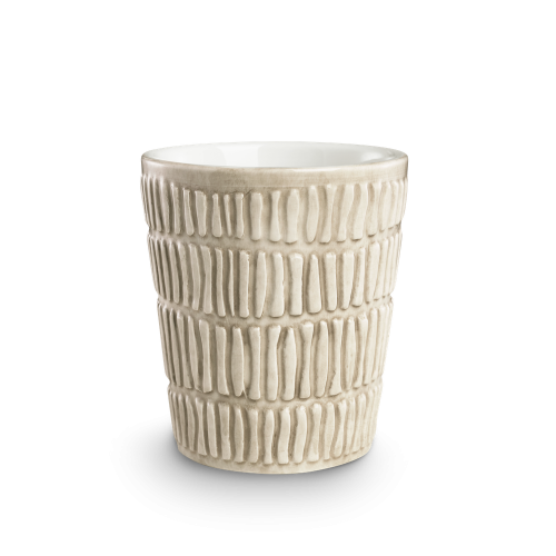 Mateus - Stripes Mugg 30cl Sand