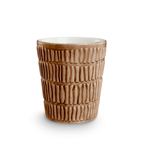 Mateus - Stripes Mugg 30cl Cinnamon