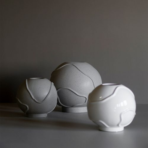 DBKD - DBKD Form vas - Shiny white