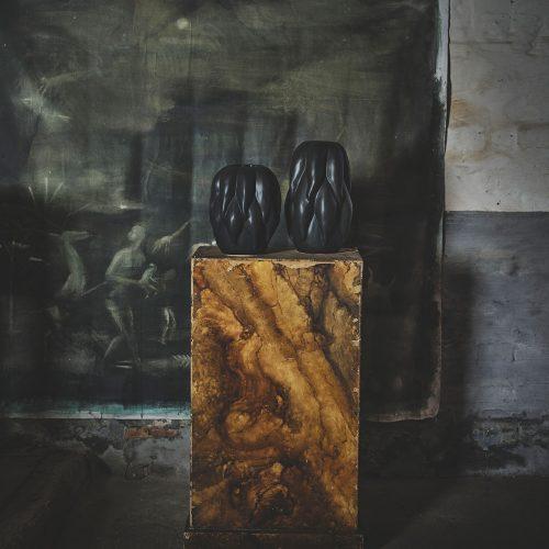 Olsson & Jensen - Ridley Vas - Svart 32cm