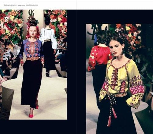 New Mags - Yves Saint Laurent Catwalk