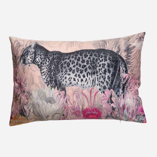 Mogihome - Kudde cheetah garden puder 40x60