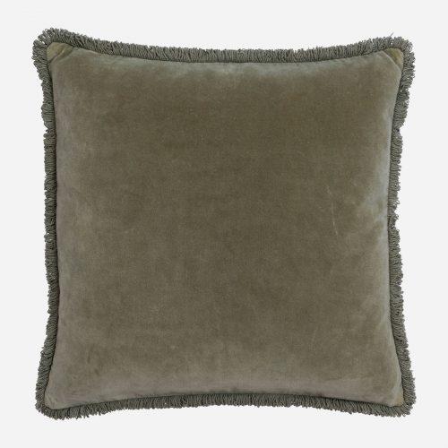 Mogihome - Kudde Frans Grön 50x50