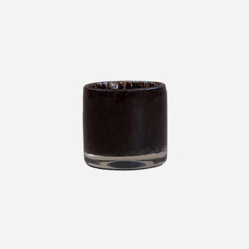 Olsson & Jensen - Nilla ljuskopp 8 cm brun