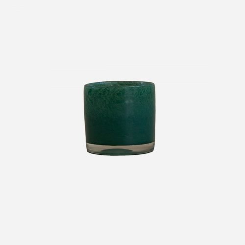 Olsson & Jensen - Nilla ljuskopp grön 8 cm
