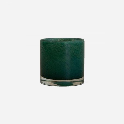 Olsson & Jensen - Nilla ljuskopp grön 10 cm