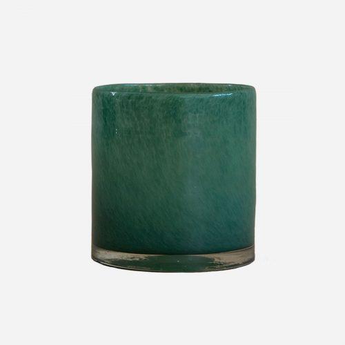 Olsson & Jensen - Nilla ljuskopp grön 12 cm
