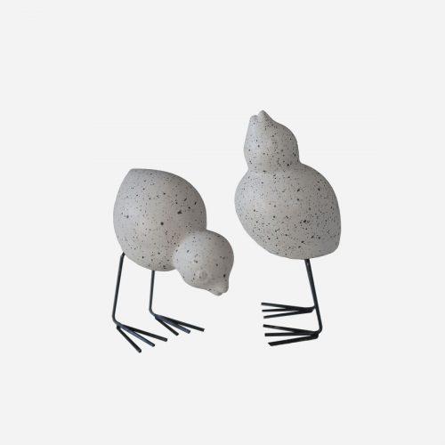 DBKD - Swedish Bird 2-set - mole dot