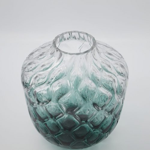 House Doctor - Vas, Art Deco, Grön