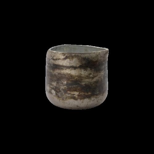 House Doctor - Ljusstake Pearl Antik metallisk