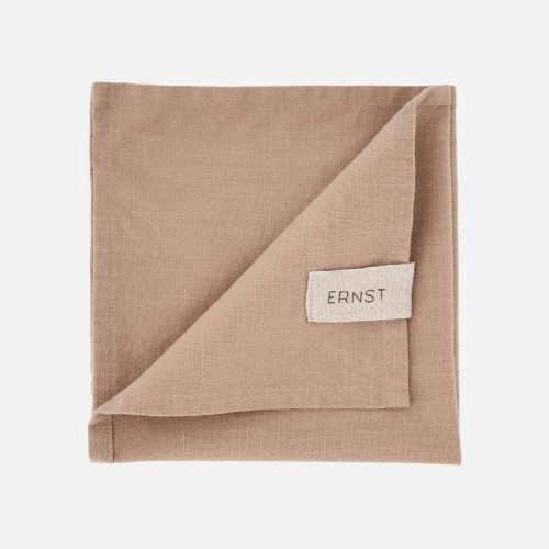 Ernst - Servett tyg muskot 2-p