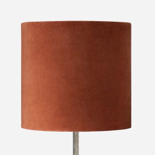 Olsson & Jensen - Velvet lampskärm cylinder