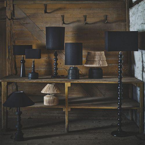 Olsson & Jensen - Lakrits lampskärm cylinder stor