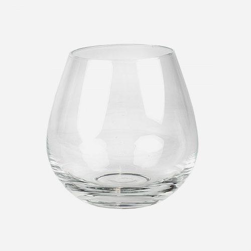 Olsson & Jensen - Rödvinsglas utan fot