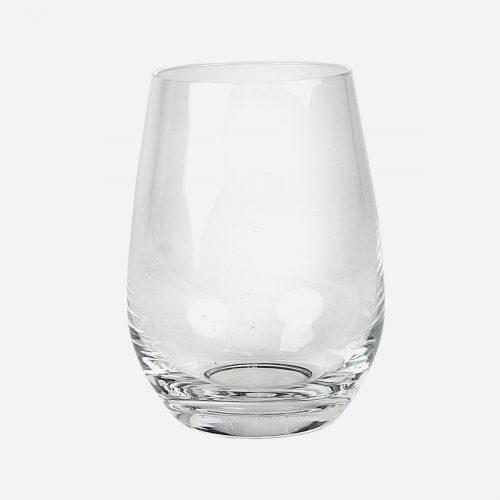 Olsson & Jensen - Vitvinsglas utan fot