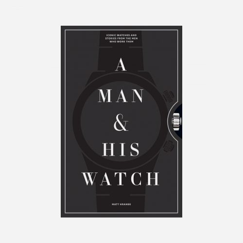 New Mags - A Man and His Watch