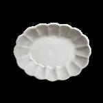 Mateus - Oyster skål 23 x 18 Grå