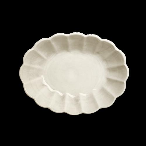 Mateus - Oyster skål 23 x 18 Sand