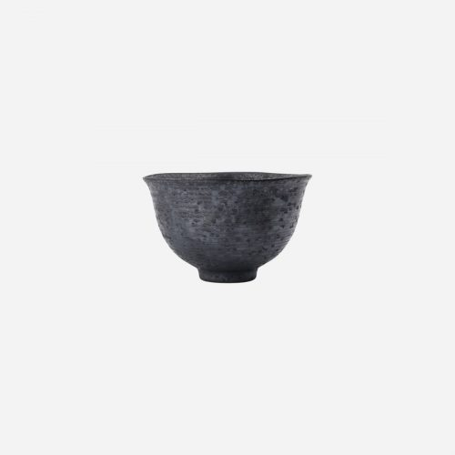 House Doctor - Bowl, Pion, Black/Brown