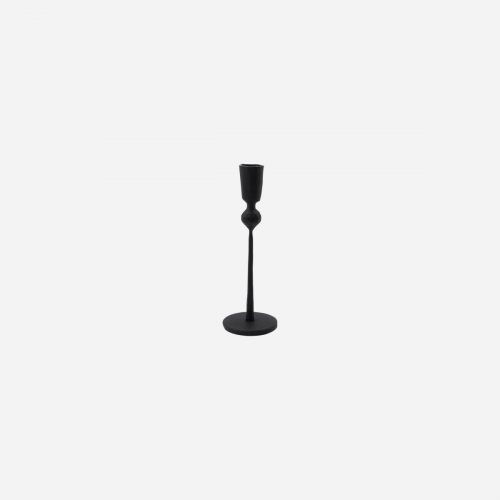 House Doctor - Ljusstake Trivo svart S